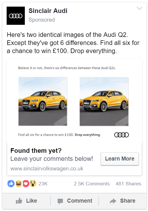 Audi Q2 Advertising Campaign | Trendjackers