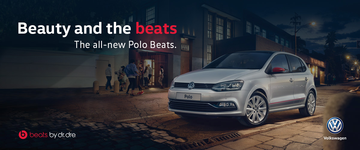 Volkswagen Polo Beats Campaign