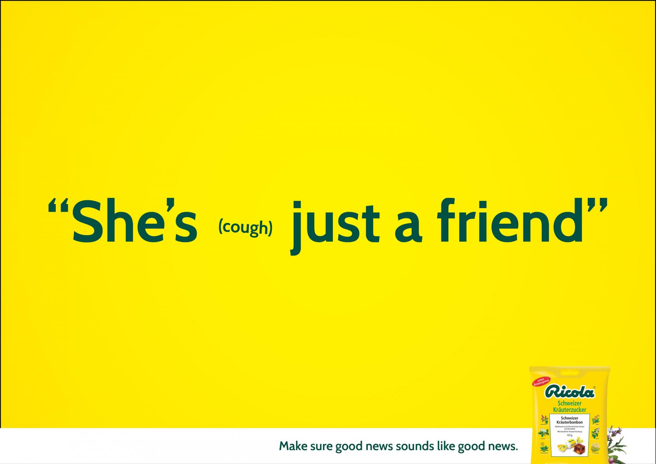 Ricola Advertising Copywriting