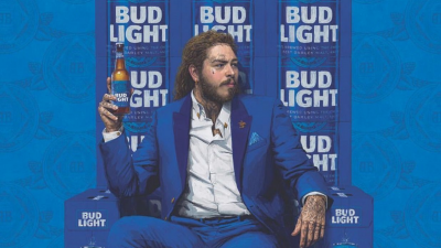 Post Malone + Bud Light