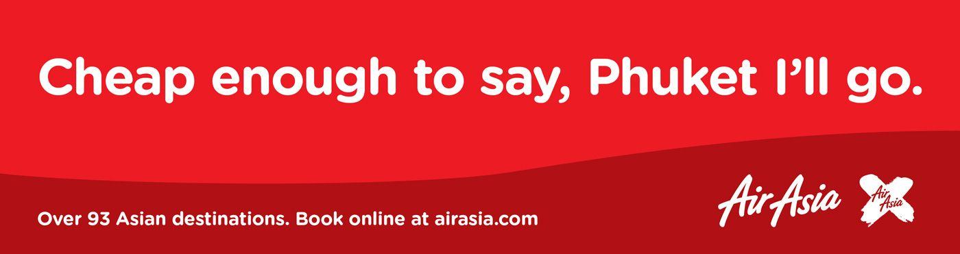 Air Asia Advert
