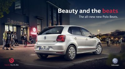 Volkswagen Beauty and the Beats Ad Campaign
