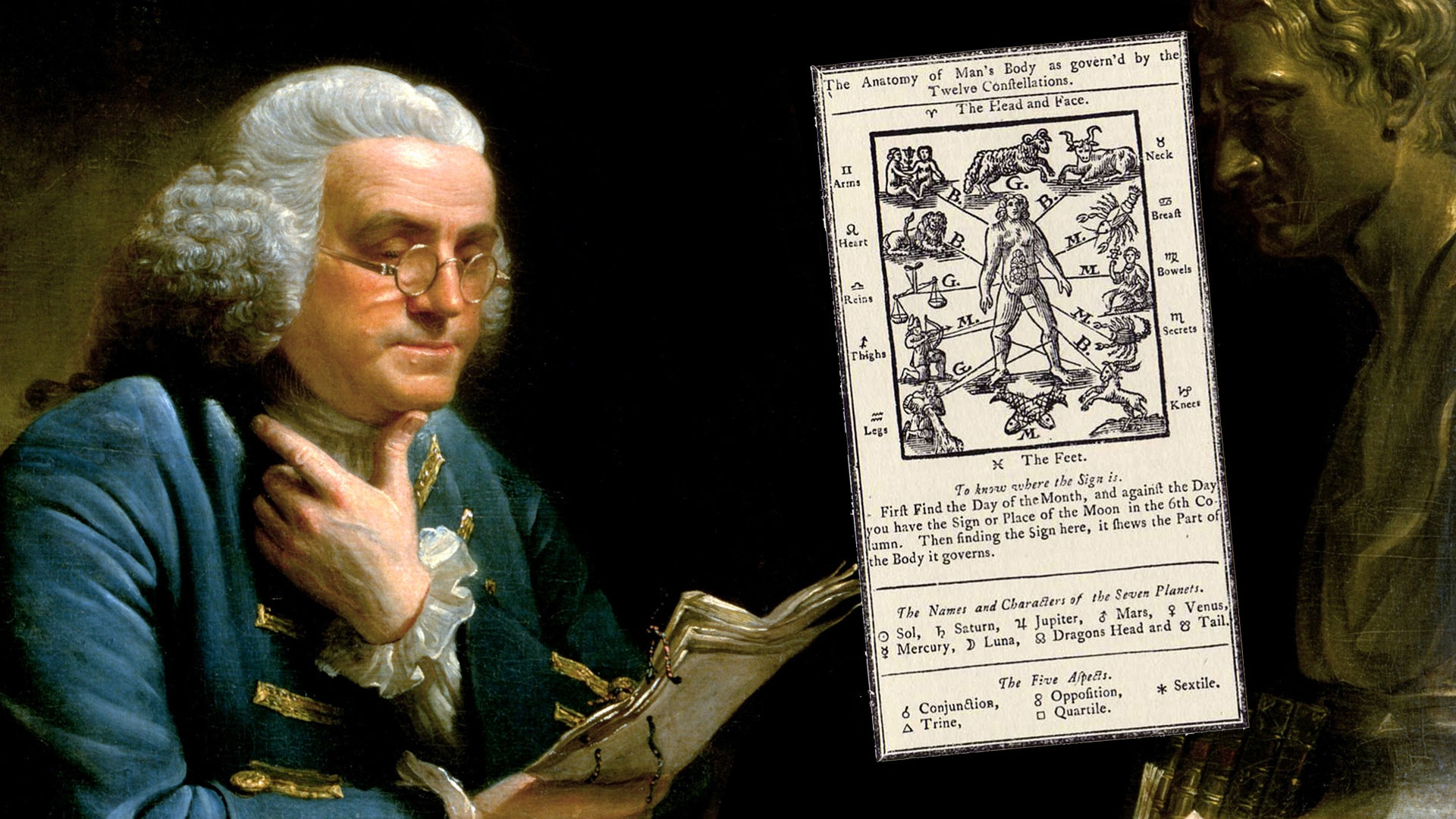 Benjamin Franklin Content Marketing Example